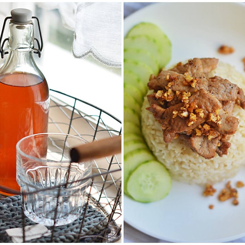 Cucina veloce Thaialandese