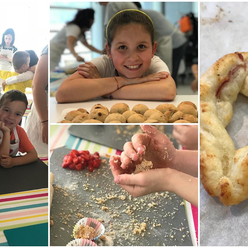 Corso di cucina junior - maggio