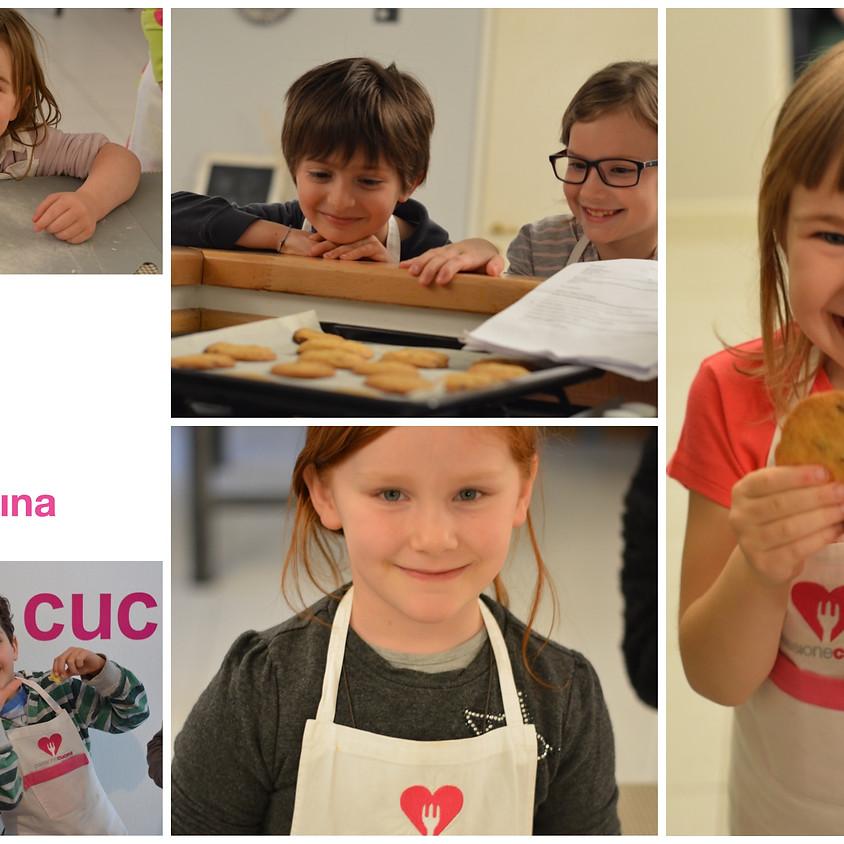 Corso di cucina junior - aprile