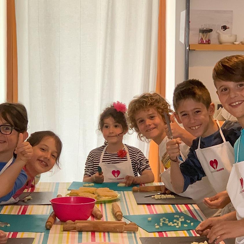 Corso di cucina junior - speciale estate!