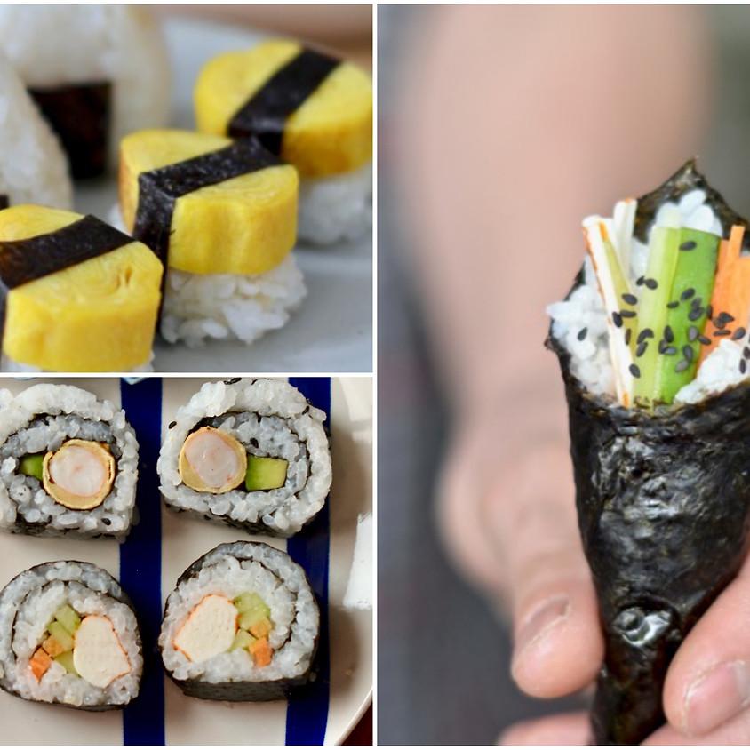 Sushi - corso avanzato