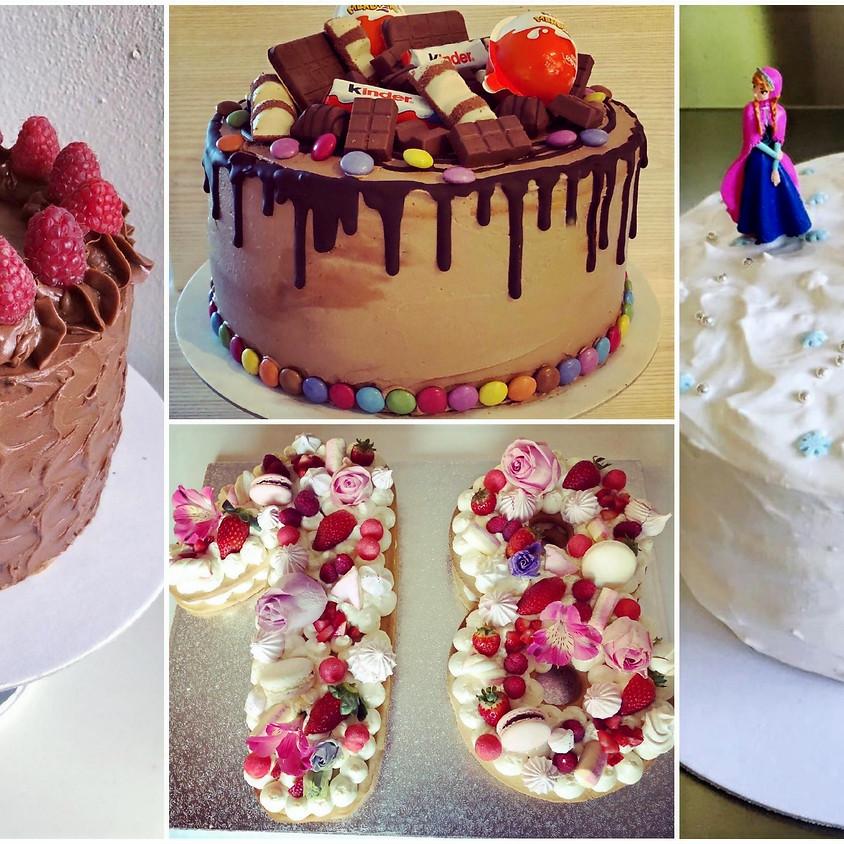 Birthday cakes - NUOVA DATA