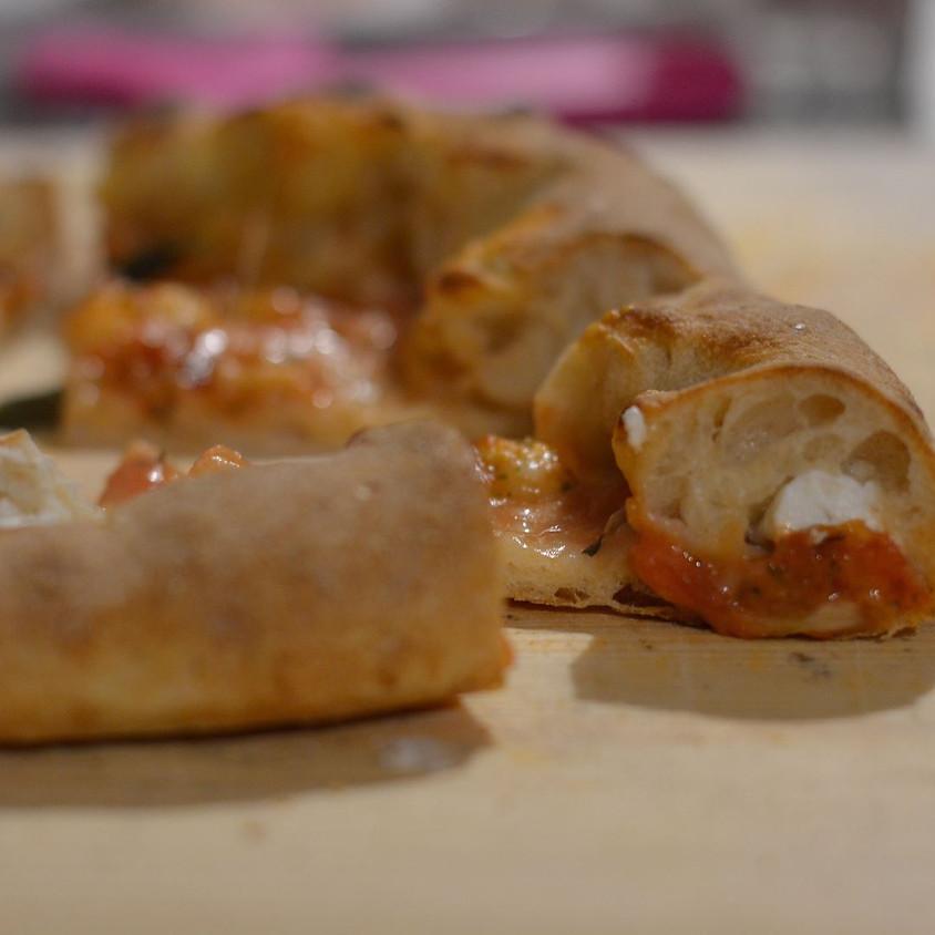 Le varie forme della pizza