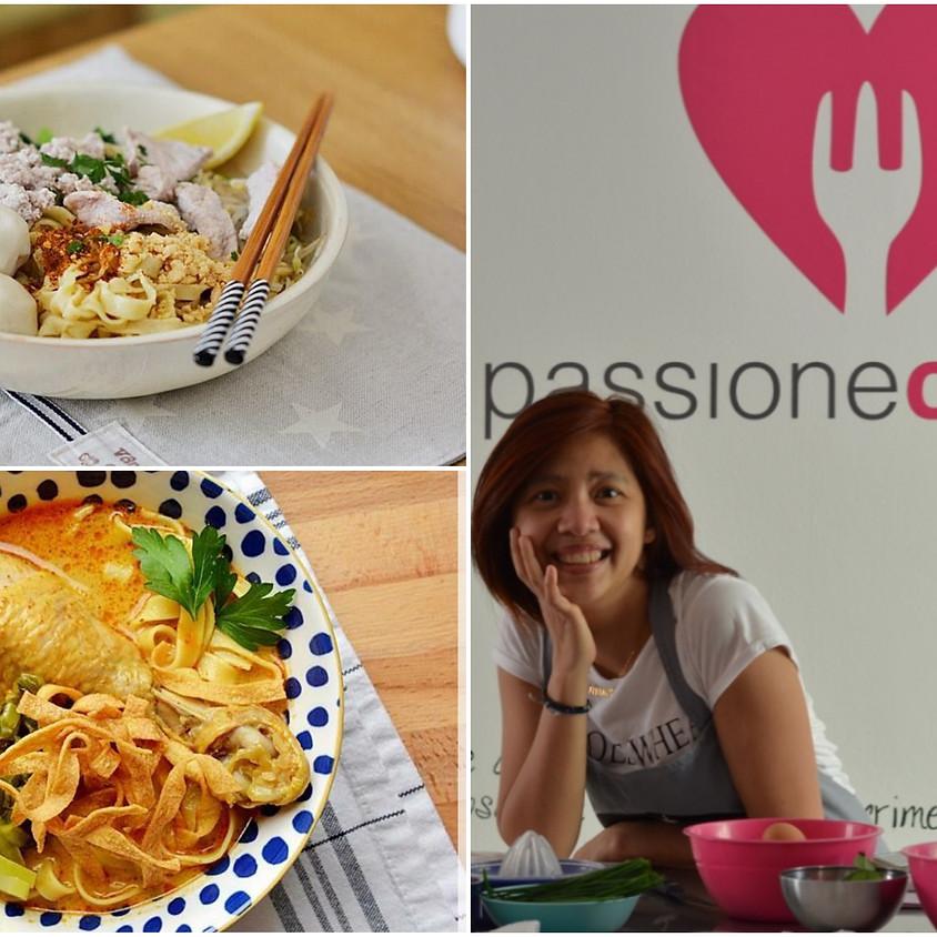 A tutto noodles: cucina Thai