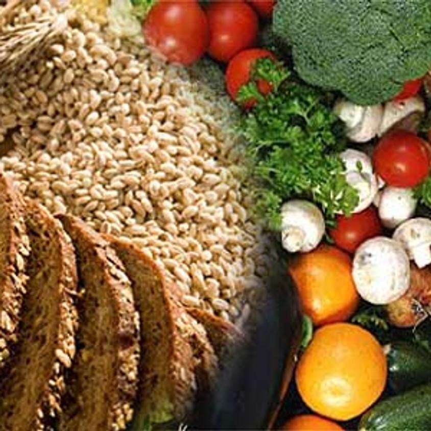 Verdure e cereali