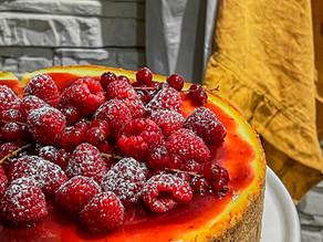 La mia torta preferita: cheese cake