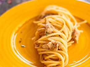 Spaghetti alle sarde di lago