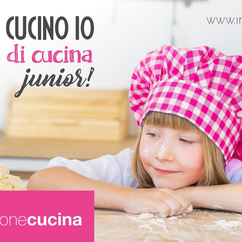 Scuola di cucina junior - oggi cucinio IO