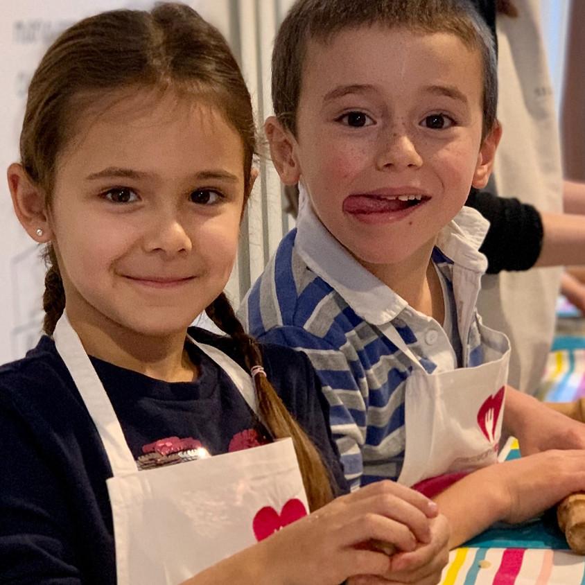 Corso di cucina junior - speciale Natale