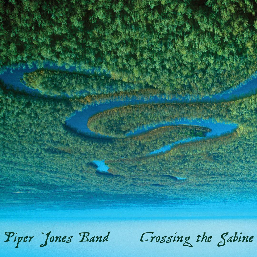 Crossing the Sabine Album Cover