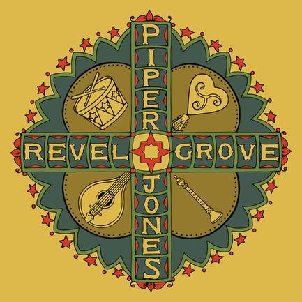 Revel Grove Album Cover