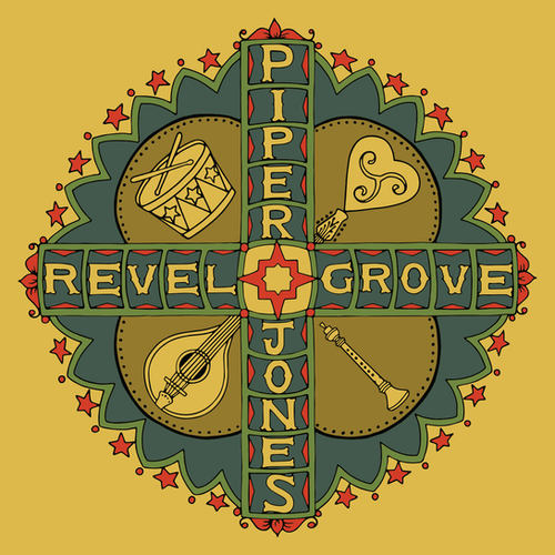 Revel Grove Album Cover