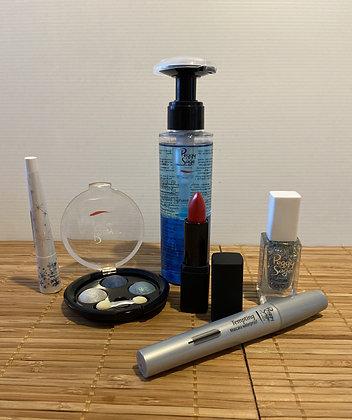 Coffret Maquillage Nuance Bleu - Peggy Sage