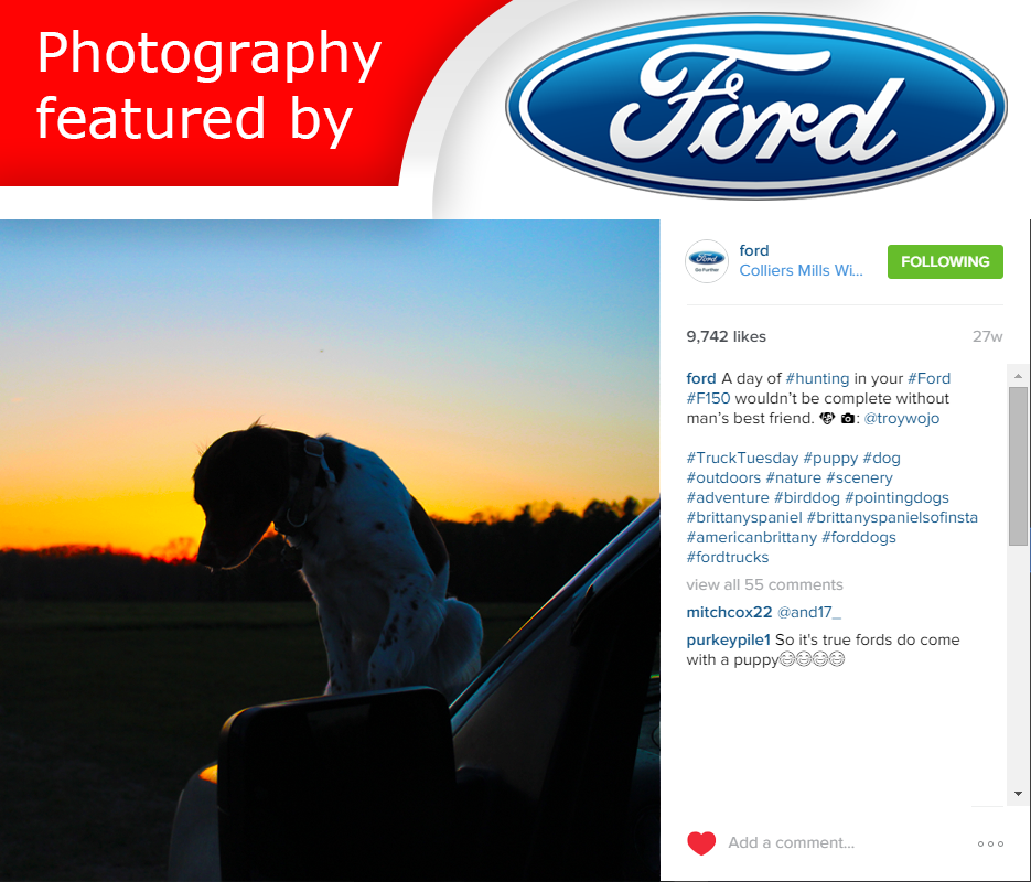 Featured by Ford