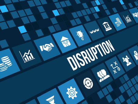 Digital Disruption and other fairy tales.