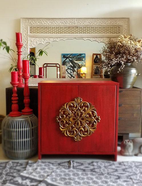 Zen Flower 2  Cabinet 90