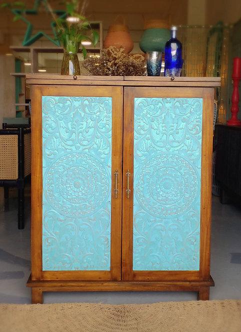 Flora Bar Cabinet