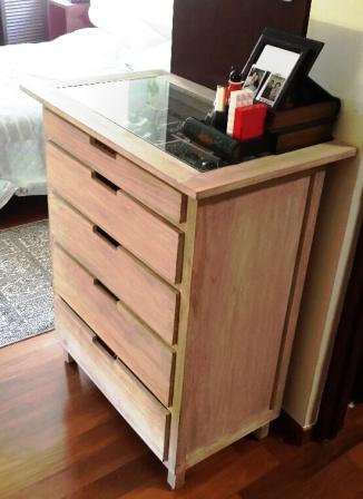 Mocca Chest of Drawers