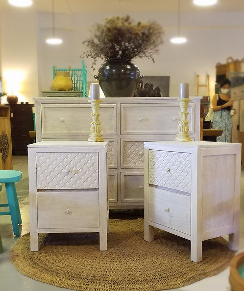 Braid 2 Bed SideTable