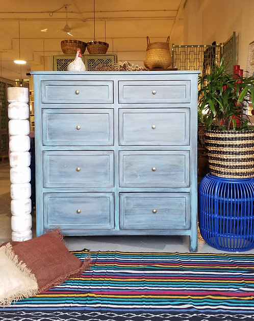 Button 8 Chest of Drawers