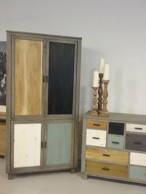 Mossim 4 Tall Cabinet