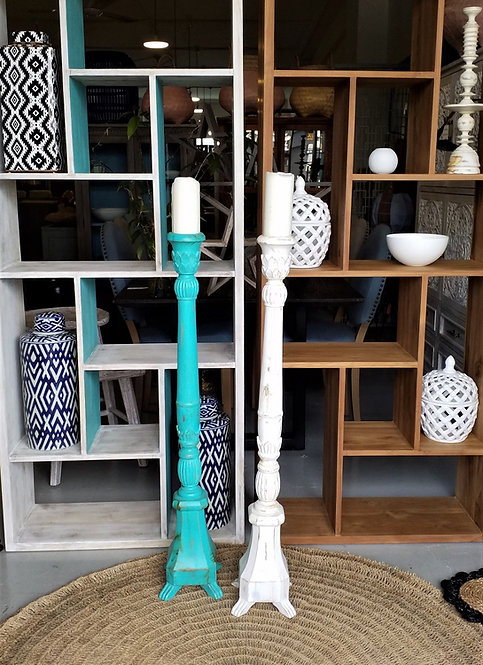 Candle Stand Decor