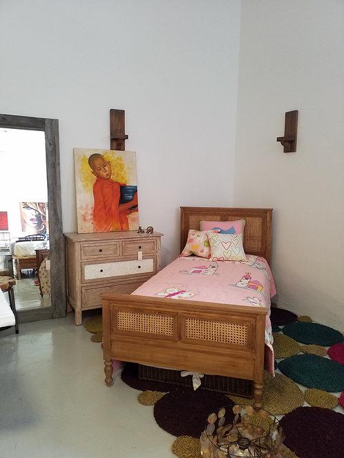 Lamba  Single Bed Frame