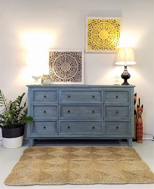 Button 9 Chest of Drawers
