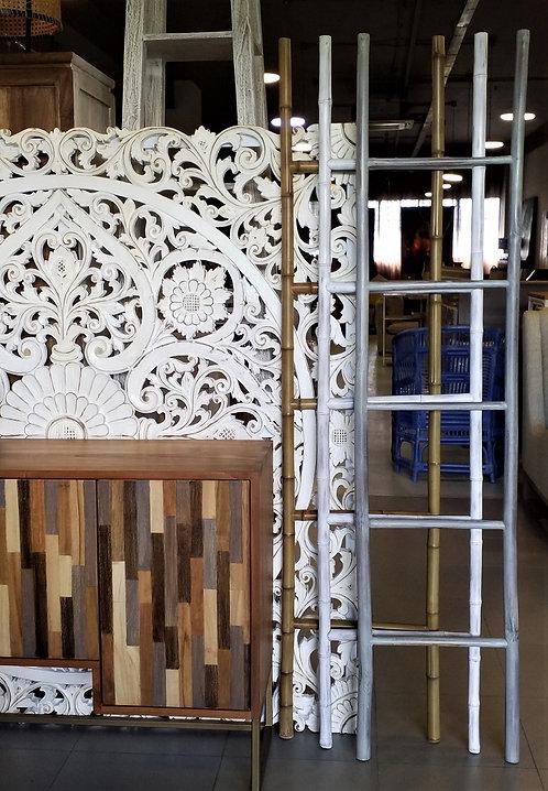 Bamboo Ladder Decor