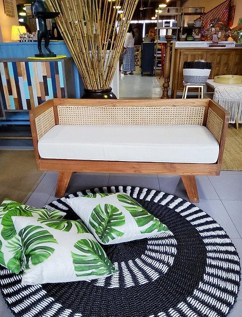 Lamba Bench with cushion