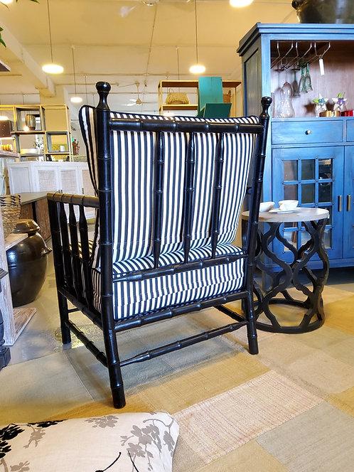 Bamboo Lounge Arm Chair
