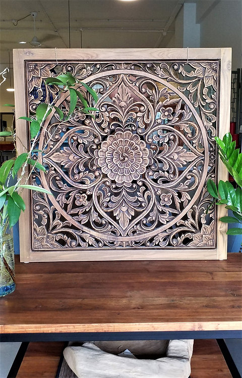 Ashley Flower Panel