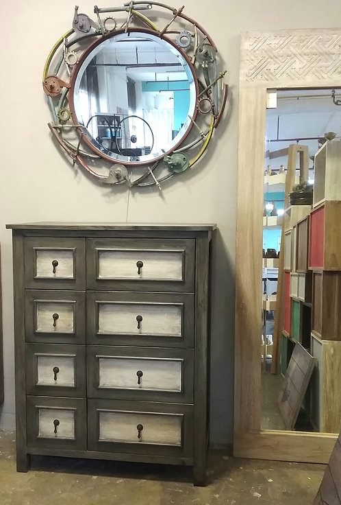 Button Chest of Drawers
