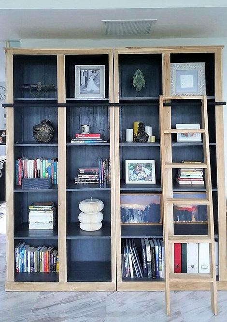 Kaka Shelf Set of 2 with Ladder