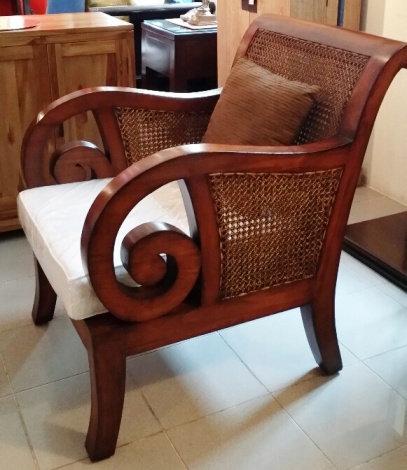 Grange Colonial Arm Chair