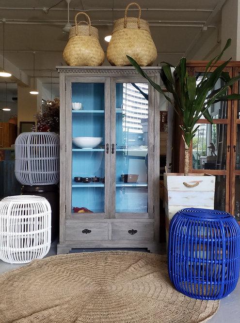 Pruna Glass Cabinet