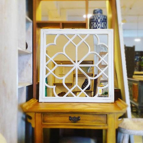 Petal  70 Square Mirror