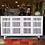Thumbnail: Slat 4 door Cabinet