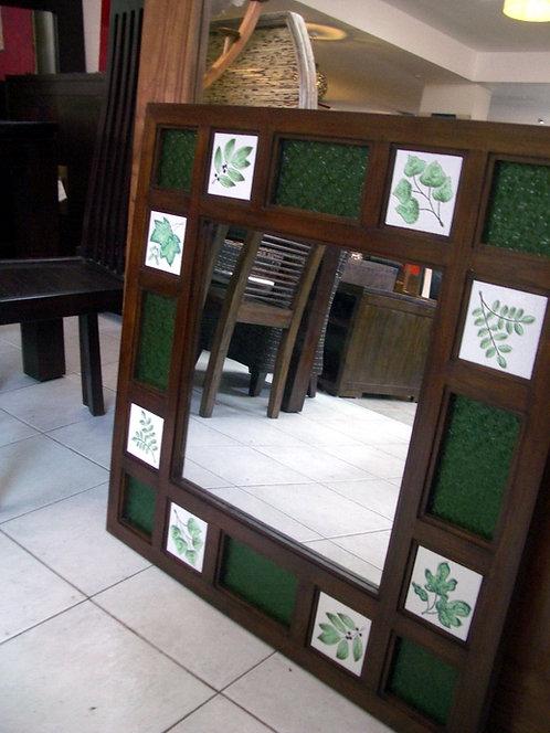 Paranakan Tile Mirror