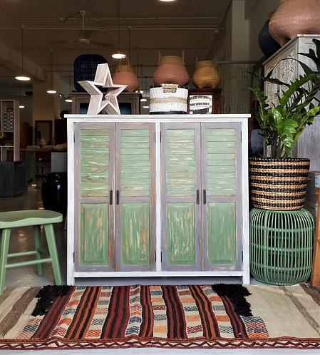 Window Shutter 120 Cabinet