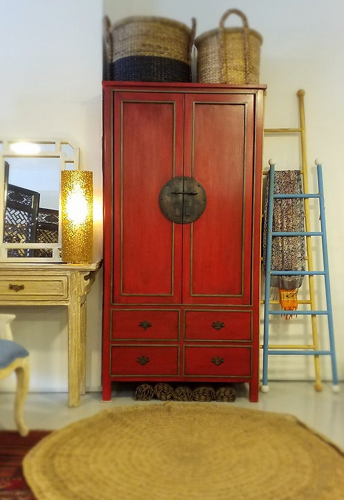 Ming 100  Tall Cabinet