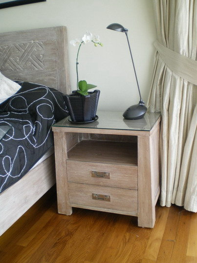 Fargo Bed 12 Side Table