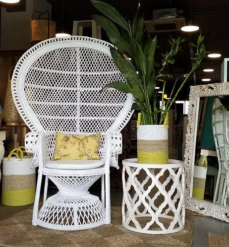 Peacock Chair