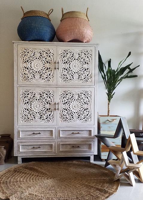 Flower 44  Cabinet