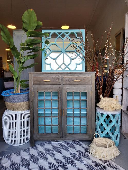 Sara 22 Glass Door Cabinet