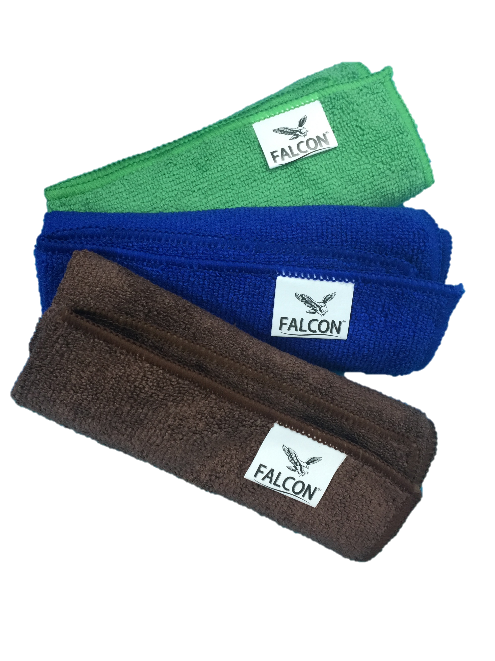 FALCON® High Density MicrofiberTowel