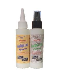 FALCON Headlight Lens Restoration