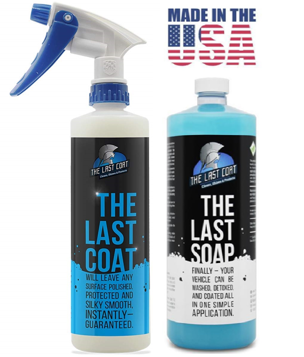 The Last Coat & The Last Soap