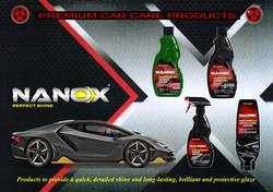 NanoX Nanotechnology Car Care Prod.