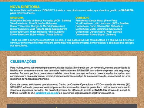 Jornal Informativo 10/2017